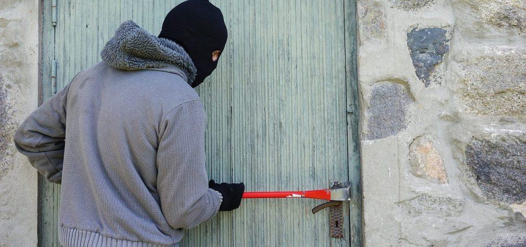 crime preventie inbraakbeveiliging